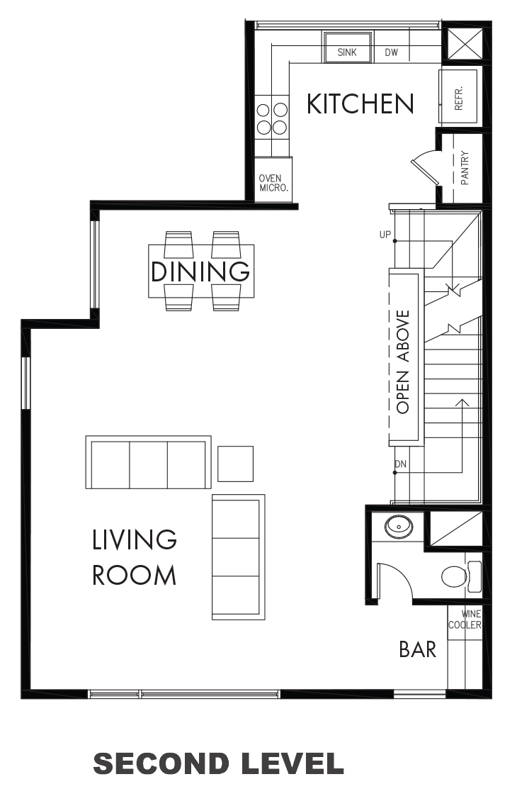 1205 hyde court urban lofts townhomes for 125 court street floor plans